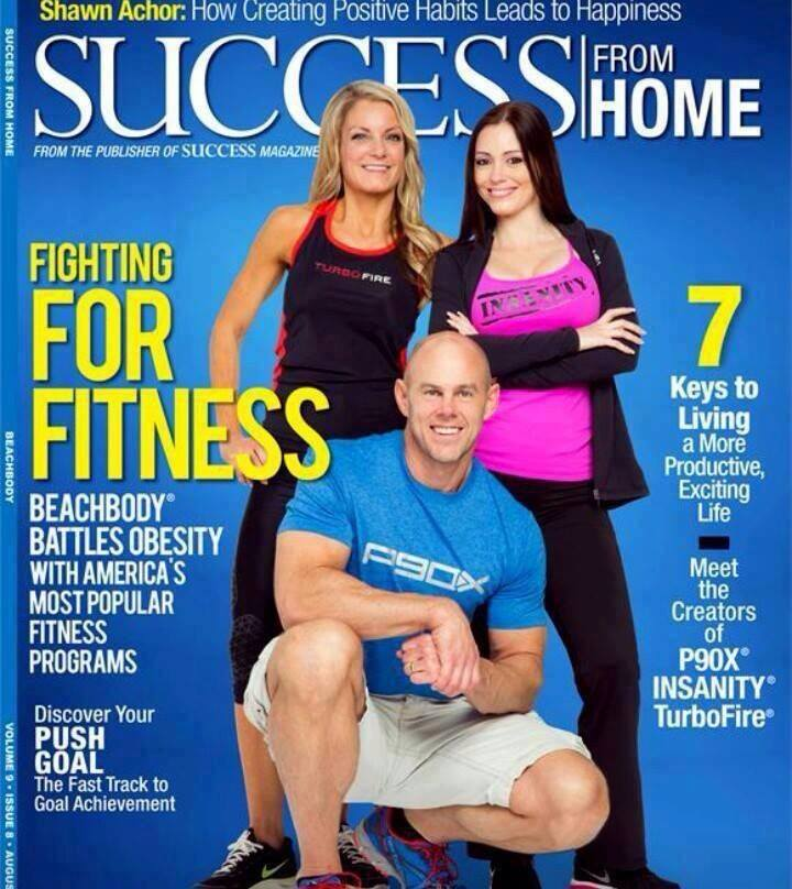 Coach David Lee Success from Home Beachbody