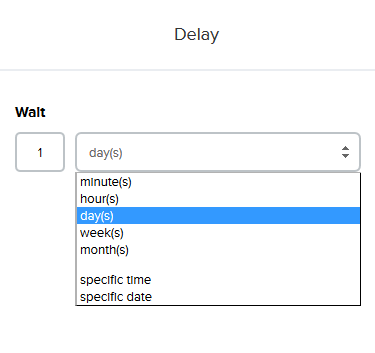 MailerLiteEmailAutomationDelay