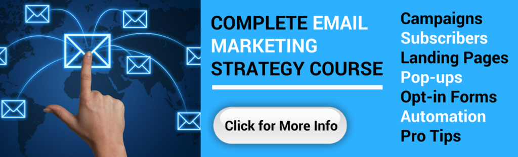 Complete Email Marketing Course
