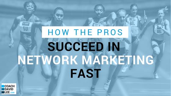 Network Marketing Fast Success