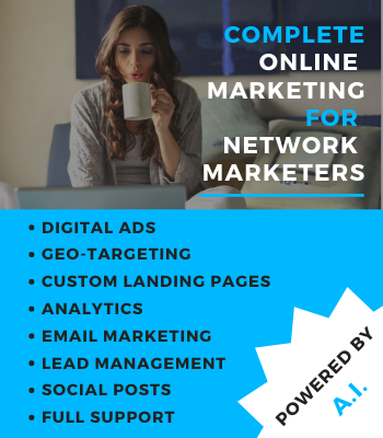Online Marketing Network Marketers