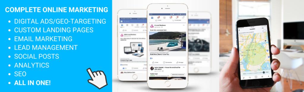Royaltie Complete Online Marketing Platform