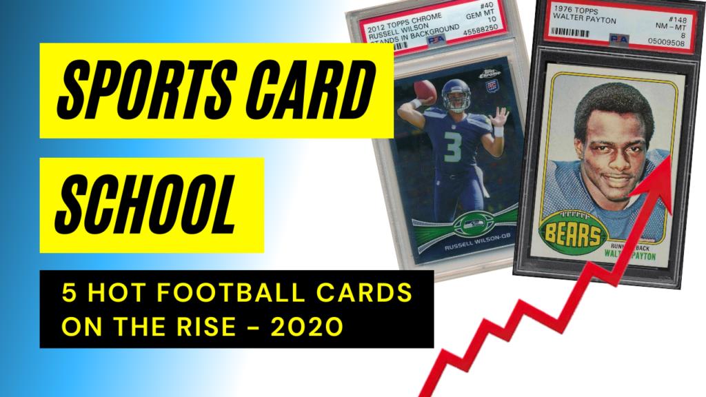 Hot Football Card Investing 2020
