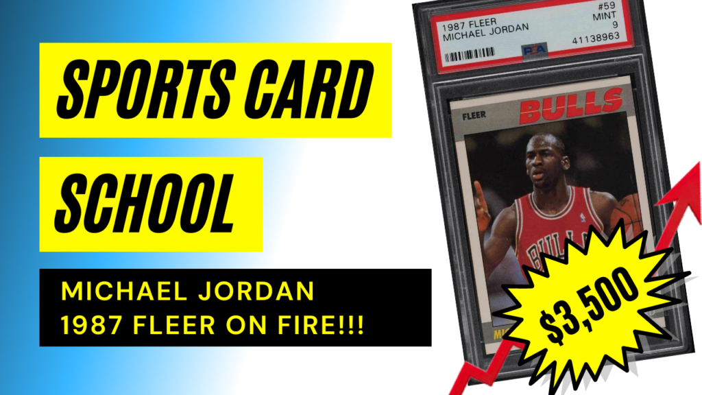 1987-88 Fleer #58 Michael Jordan
