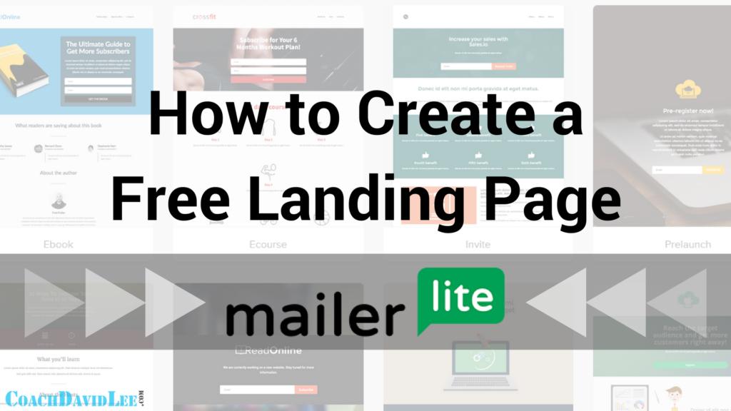 Free_MailerLite_Landing_Page